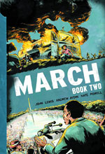 Image: March Book 02 SC  - Top Shelf Productions