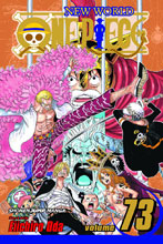 Image: One Piece Vol. 73 SC  - Viz Media LLC