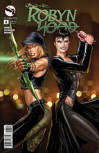 Image: Grimm Fairy Tales Presents Robyn Hood #6 (2015) (cover A - Metcalf) - Zenescope Entertainment Inc