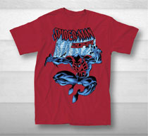 Image: Spider-Man: 2099 T-Shirt [Red]  (M) -