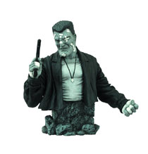 Image: Sin City Movie Resin Bust: Marv  -