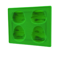 Image: Teenage Mutant Ninja Turtles Silicone Tray  -