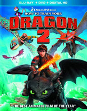 Image: How to Train Your Dragon 2 BluRay+DVD  -