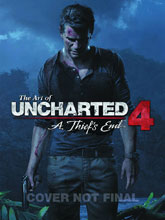 Image: Art of Uncharted 4: A Thief's End HC  - Dark Horse Comics