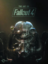 Image: Art of Fallout 4 HC  - Dark Horse Comics