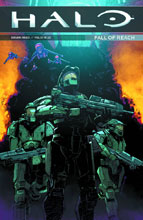 Image: Halo: Fall of Reach SC  - Dark Horse Comics