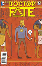 Image: Doctor Fate #8 - DC Comics