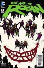 Image: We Are Robin #8 - DC Comics