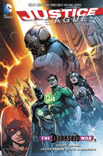 Image: Justice League Vol. 07: Darkseid War Part 1 HC  - DC Comics