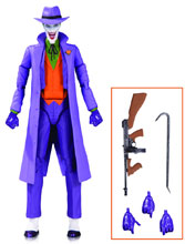 Image: DC Icons Action Figure 14: The Joker - A Death in the Family  - DC Comics