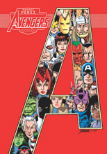 Image: Avengers Artist Select Series: George Perez Slipcased HC  - IDW Publishing