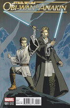 Image: Obi-Wan and Anakin #1 (Nowlan Classic variant cover - 00151) - Marvel Comics