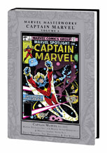 Image: Marvel Masterworks: Captain Marvel Vol. 06 HC  - Marvel Comics