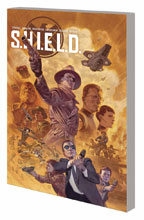 Image: S.H.I.E.L.D. Vol. 02: The Man Called D.E.A.T.H. SC  - Marvel Comics