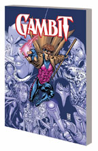 Image: X-Men: Gambit - The Complete Collection Vol. 01 SC  - Marvel Comics