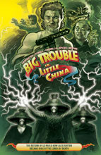 Image: Big Trouble in Little China Vol. 02 SC  - Boom! Studios