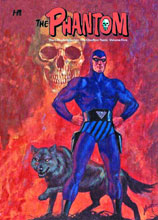 Image: Phantom: The Complete Series: The Charlton Years Vol. 05 HC  - Hermes Press