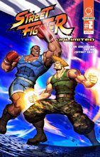 Image: Street Fighter Unlimited #2 (cover A - Genzoman) - Udon Entertainment Inc