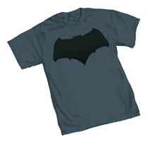 Image: Batman vs. Superman: Batman Symbol T-Shirt  (XXL) -