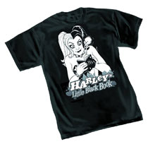 Image: Harley's Little Black Book by Conner T-Shirt  (M) -