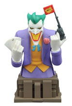 Image: Batman Animated Series Bust: Joker  -