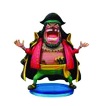 Image: One Piece World Collectable Figure Request Selection Figure: Marshall  -