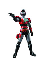 Image: Special Rescue Police S.H.Figuarts Action Figure: Inspector Fire  -