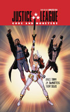 Image: Justice League: Gods and Monsters SC  - DC Comics