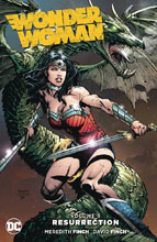 Image: Wonder Woman Vol. 09: Resurrection SC  - DC Comics