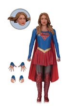 Image: DC Action Figure: Supergirl TV Show 01 - Supergirl  - DC Comics