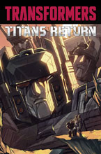Image: Transformers: Titans Return SC  - IDW Publishing