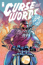 Image: Curse Words #1 (cover A - Browne)  [2017] - Image Comics