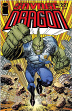 Image: Savage Dragon #221 - Image Comics