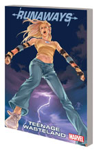Image: Runaways Vol. 02: Teenage Wasteland SC  - Marvel Comics