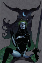 Image: Tarot: Witch of the Black Rose #102 - Broadsword Comics
