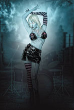 Image: Tarot: Witch of the Black Rose #102 (variant cover - Photo Cosplay) - Broadsword Comics