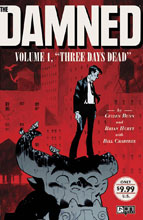 Image: Damned Vol. 01: Three Days Dead SC  - Oni Press Inc.
