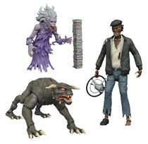 Image: Ghostbusters Select Action Figure Series 5 Assortment  - Diamond Select Toys LLC