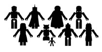 Image: Marvel Minimates Series 71 Assortment Guardians of the Galaxy Vol2  - Diamond Select Toys LLC