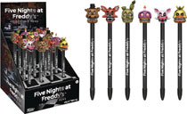 Image: POP! Five Nights at Freddy?s Vinyl Figure: Series 2 Pen Topper 16-Piece Assortment  - Funko