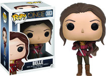 Image: POP! Once Upon a Time Vinyl Figure: Belle  - Funko