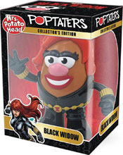 Image: Mrs. Potato Head Marvel POP! Tater: Black Widow  - PPW Toys