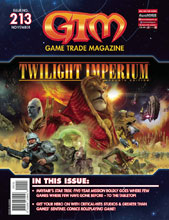 Image: Game Trade Magazine #215 (Free Copy) - Diamond Publications