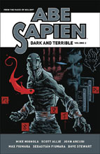 Image: Abe Sapien: Dark & Terrible Vol. 02 HC  - Dark Horse Comics