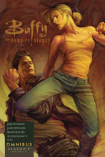 Image: Buffy the Vampire Slayer Omnibus Season 8 Vol. 02 SC  - Dark Horse Comics