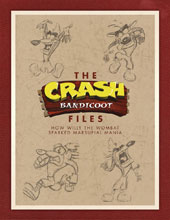 Image: Crash Bandicoot Files HC  - Dark Horse Comics