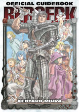 Image: Berserk Official Guidebook SC  - Dark Horse Comics