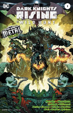 Image: Dark Knights Rising: The Wild Hunt #1 - DC Comics