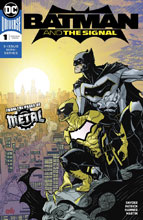 Image: Batman and the Signal #1 - DC Comics