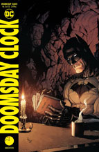 Image: Doomsday Clock #3 (variant cover)  [2018] - DC Comics